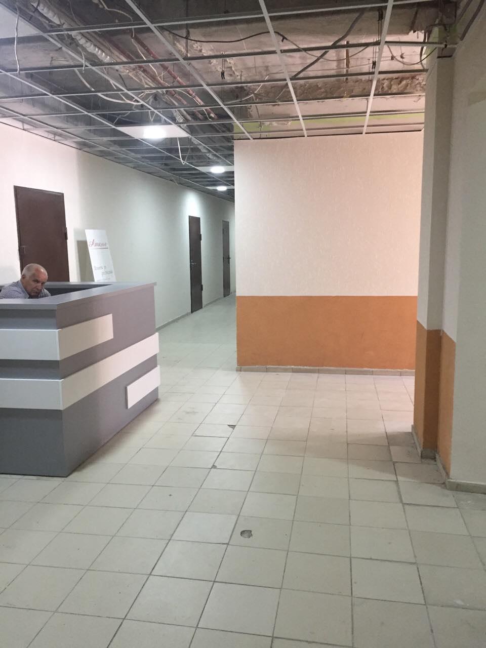 ЖК «На Светлицкого, 35»: начались ремонтные работы в МОПах нежилых помещений