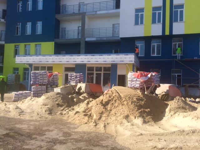 Свежайшие новости со строительной площадки «На Светлицкого, 35»