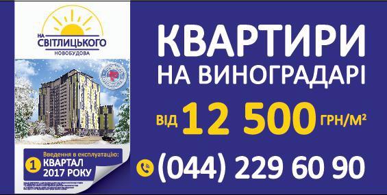 Цены жилой комплекс Светлицкий